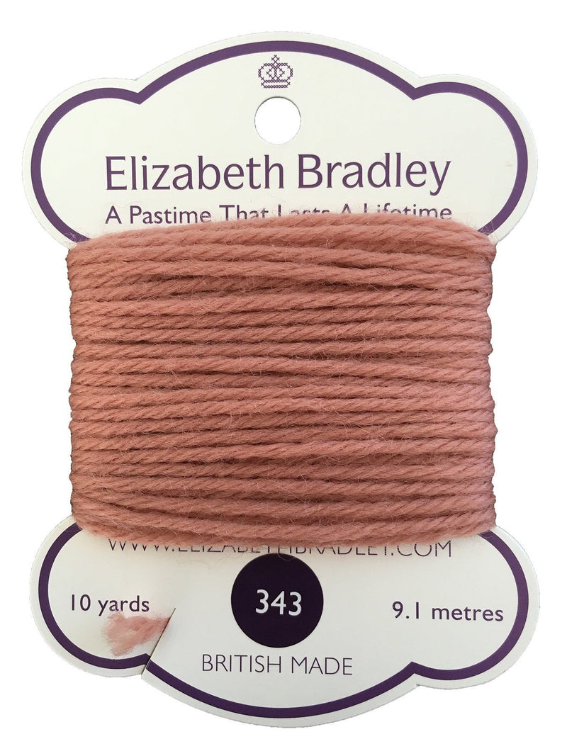 Tapestry Wool Colour 343 Tapestry Wool Elizabeth Bradley Design