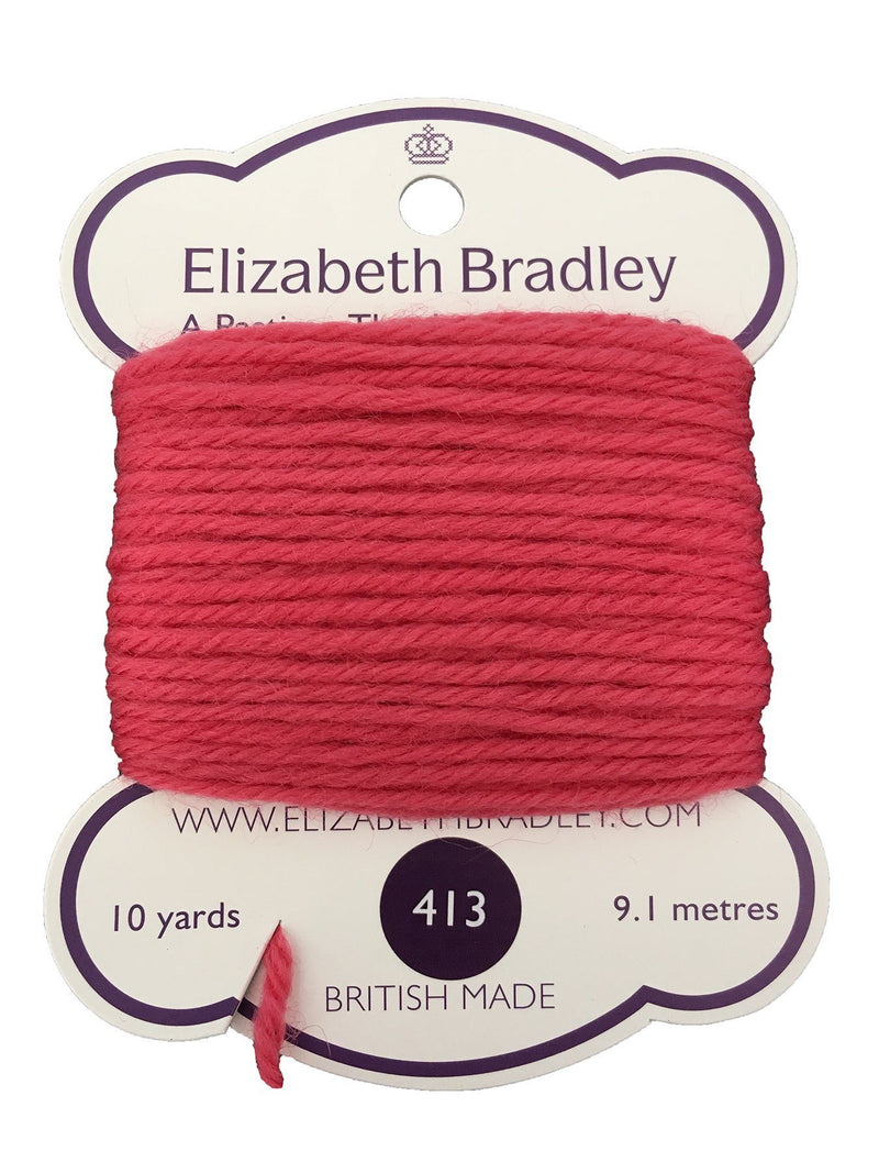 Tapestry Wool Colour 413 Tapestry Wool Elizabeth Bradley Design
