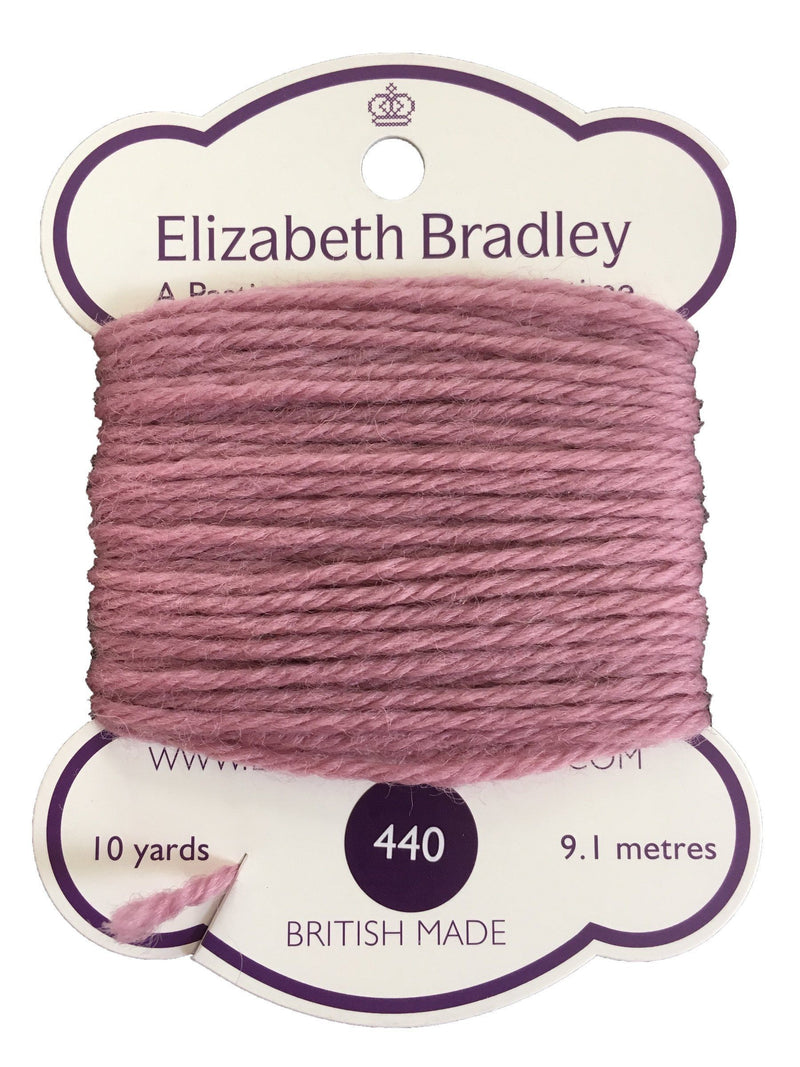 Tapestry Wool Colour 440 Tapestry Wool Elizabeth Bradley Design