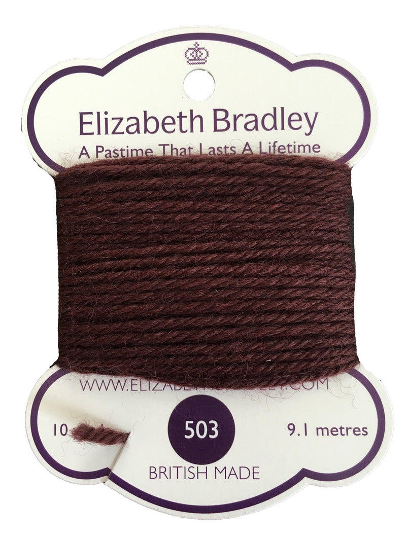 Tapestry Wool Colour 503 Tapestry Wool Elizabeth Bradley Design
