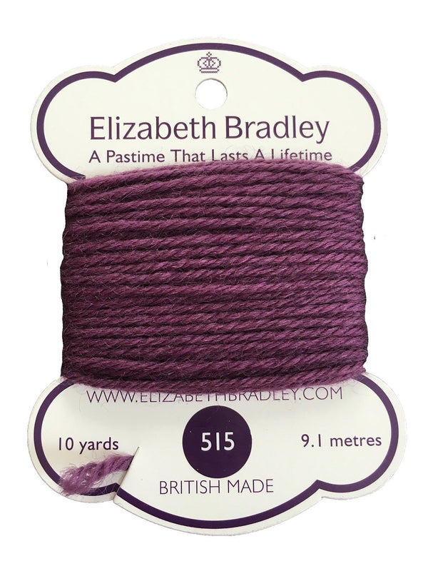 Tapestry Wool Colour 515 Tapestry Wool Elizabeth Bradley Design