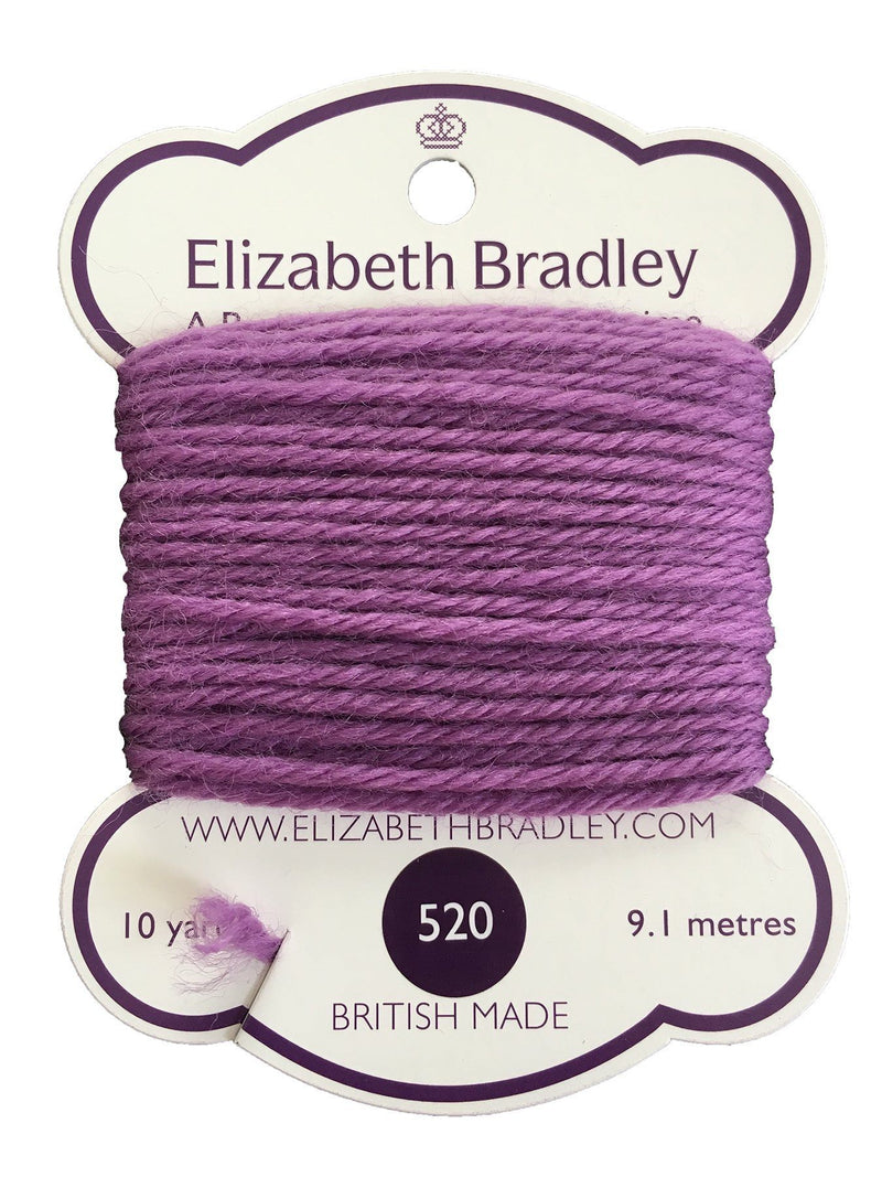 Tapestry Wool Colour 520 Tapestry Wool Elizabeth Bradley Design