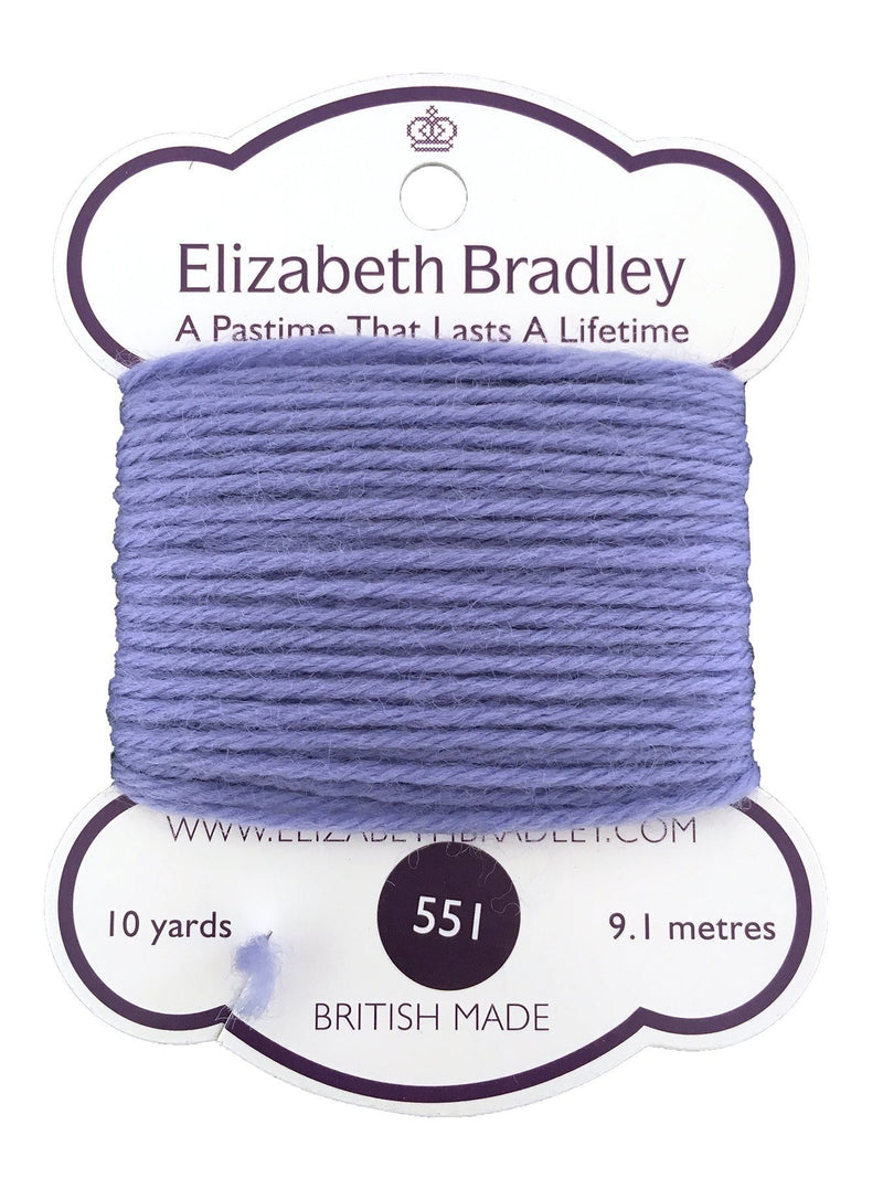 Tapestry Wool Colour 551 Tapestry Wool Elizabeth Bradley Design
