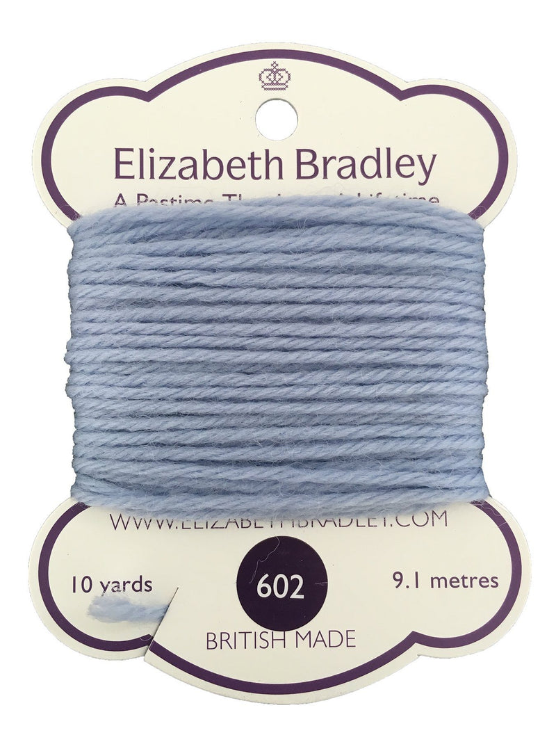 Tapestry Wool Colour 602 Tapestry Wool Elizabeth Bradley Design