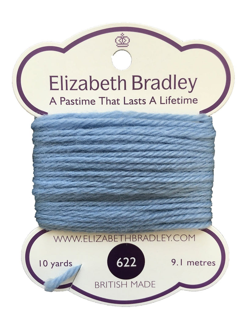 Tapestry Wool Colour 622 Tapestry Wool Elizabeth Bradley Design