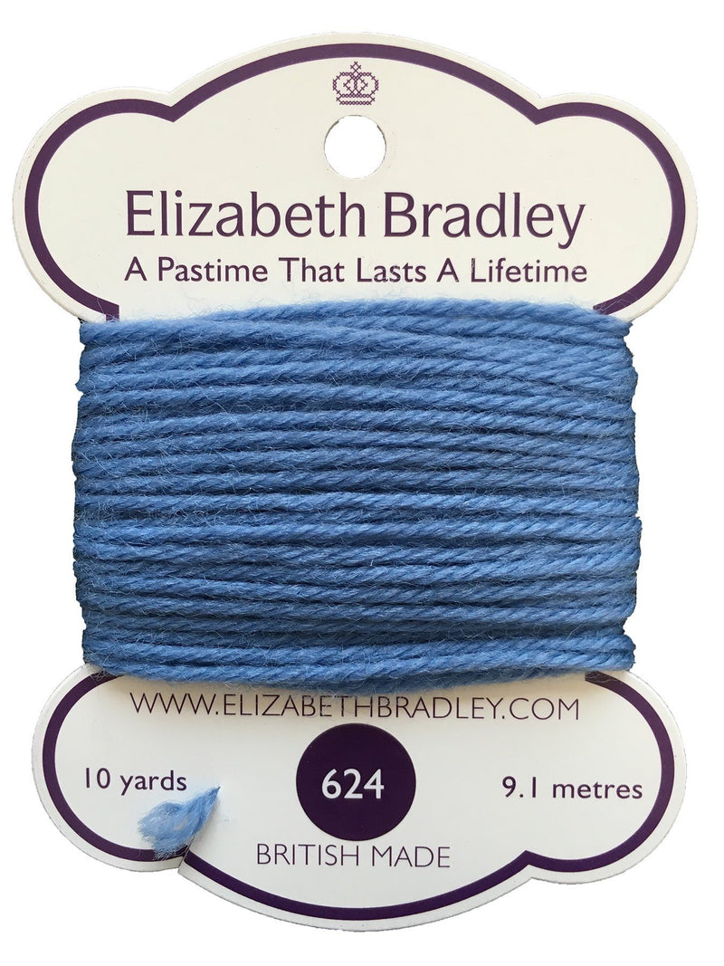 Tapestry Wool Colour 624 Tapestry Wool Elizabeth Bradley Design