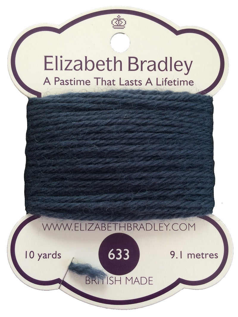Tapestry Wool Colour 633 Tapestry Wool Elizabeth Bradley Design