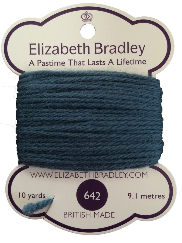 Tapestry Wool Colour 642 Tapestry Wool Elizabeth Bradley Design