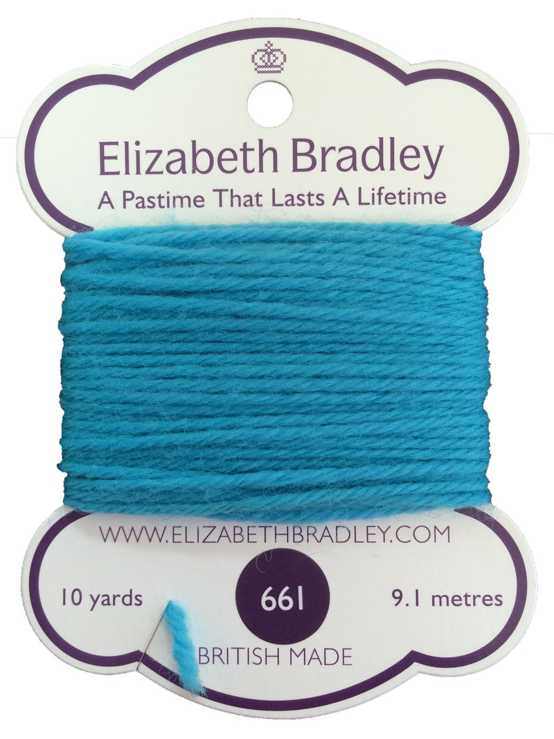 Tapestry Wool Colour 661 Tapestry Wool Elizabeth Bradley Design