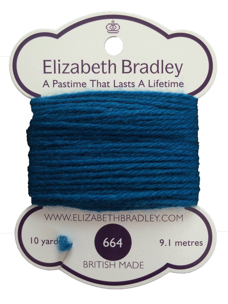 Tapestry Wool Colour 664 Tapestry Wool Elizabeth Bradley Design