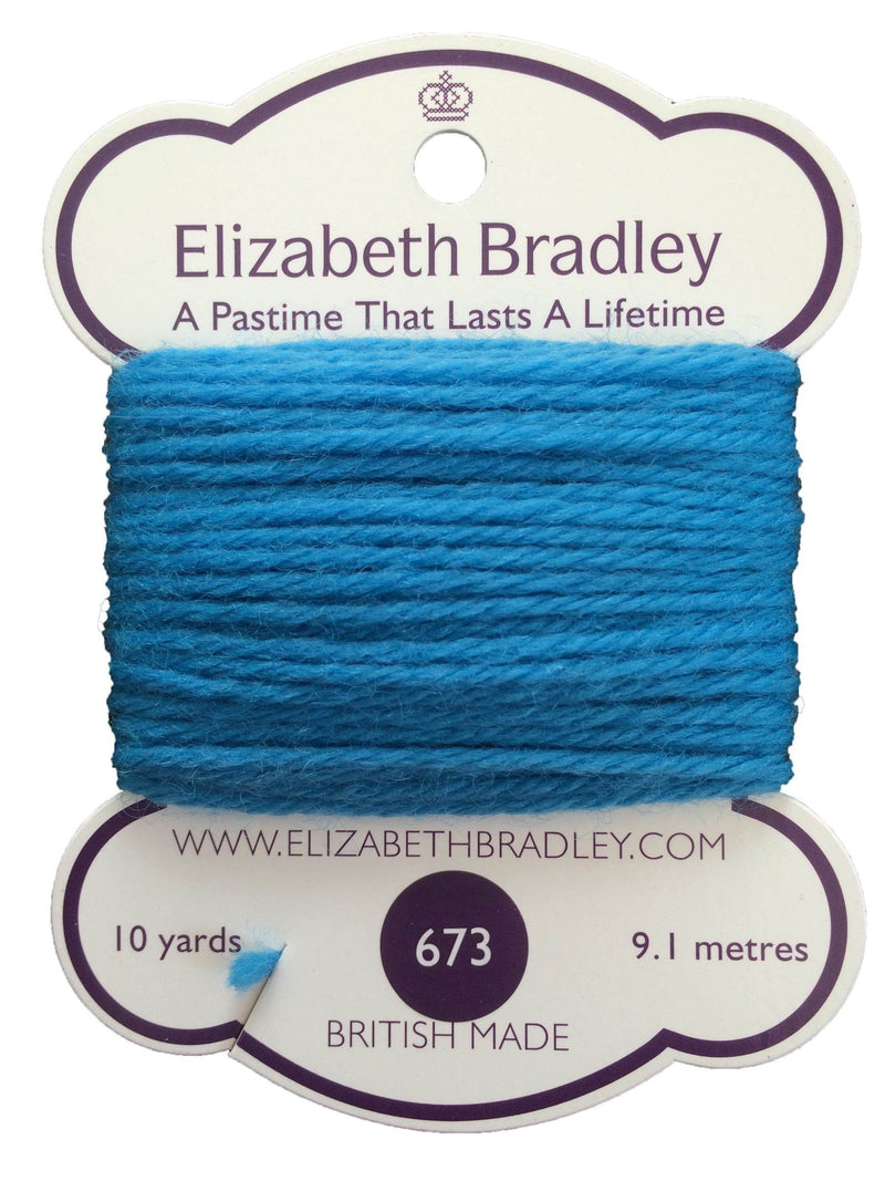 Tapestry Wool Colour 673 Tapestry Wool Elizabeth Bradley Design