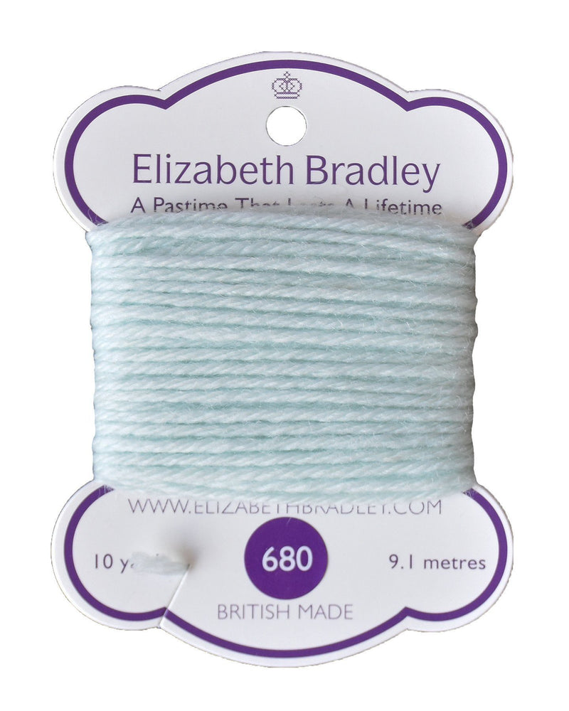 Tapestry Wool Colour 680 Tapestry Wool Elizabeth Bradley Design