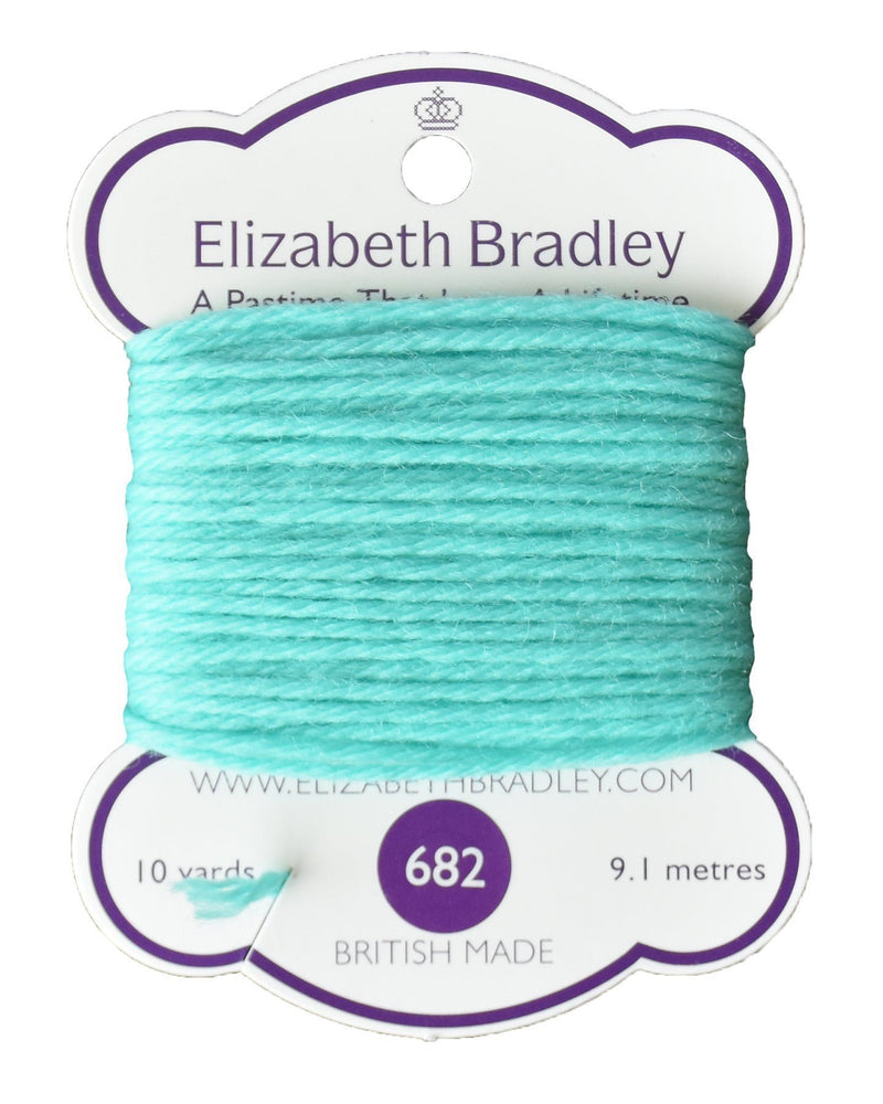 Tapestry Wool Colour 682 Tapestry Wool Elizabeth Bradley Design