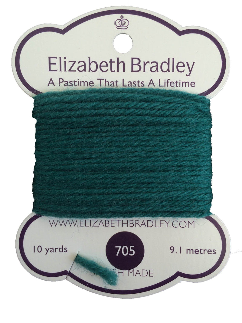 Tapestry Wool Colour 705 Tapestry Wool Elizabeth Bradley Design