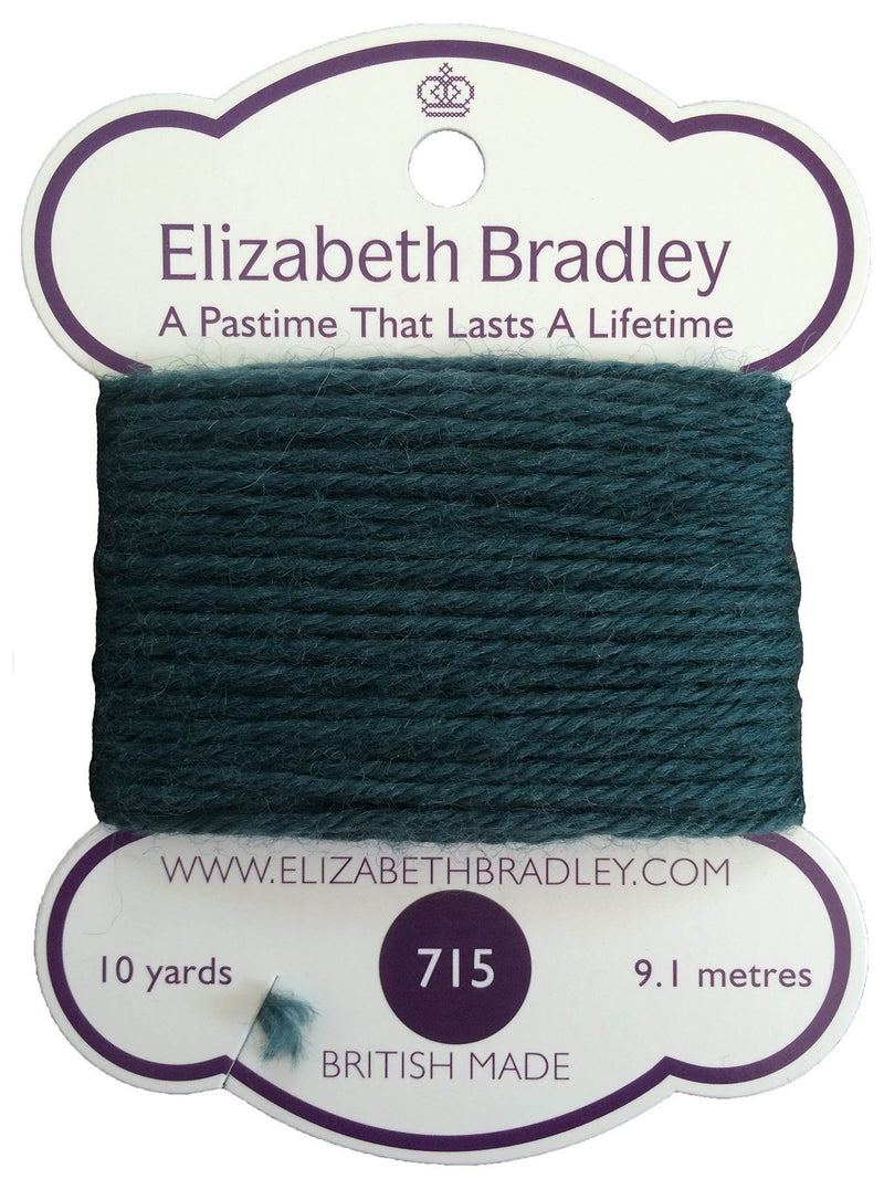 Tapestry Wool Colour 715 Tapestry Wool Elizabeth Bradley Design