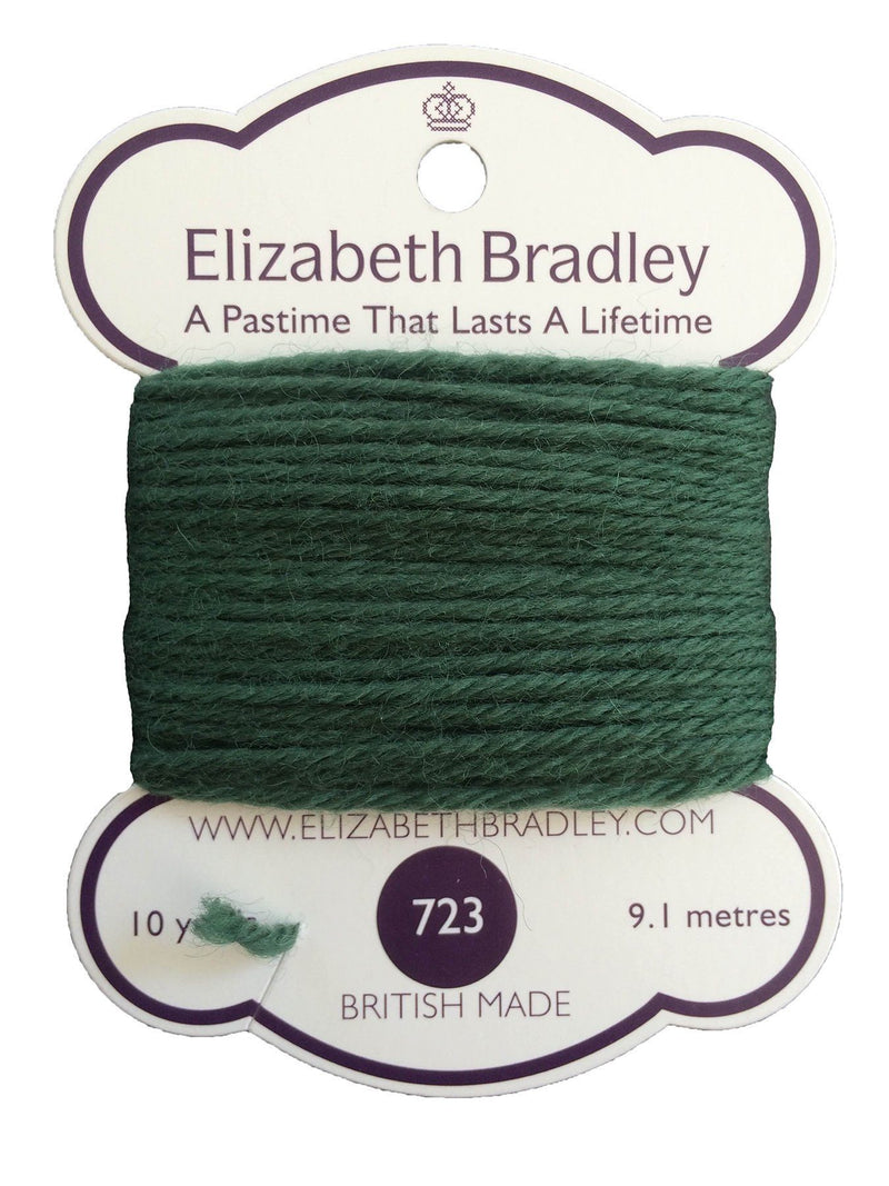 Tapestry Wool Colour 723 Tapestry Wool Elizabeth Bradley Design