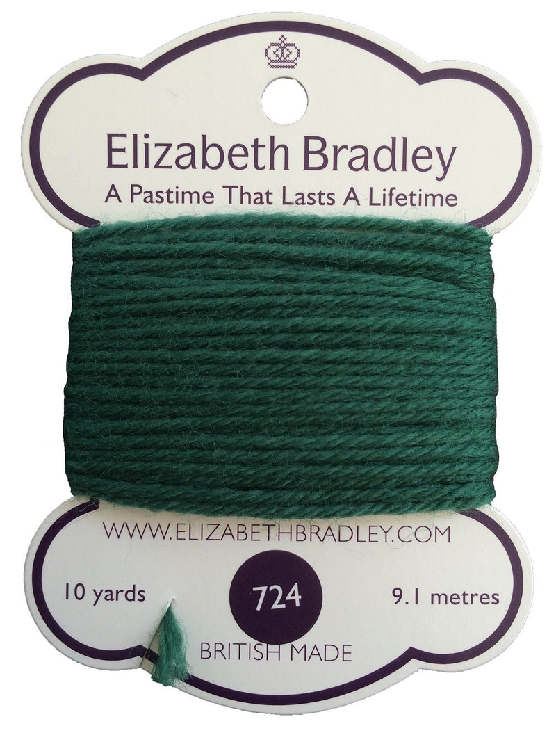 Tapestry Wool Colour 724 Tapestry Wool Elizabeth Bradley Design