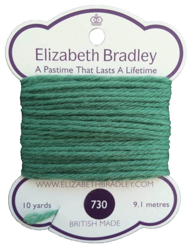 Tapestry Wool Colour 730 Tapestry Wool Elizabeth Bradley Design