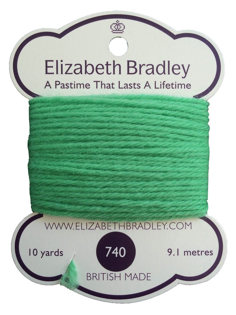 Tapestry Wool Colour 740 Tapestry Wool Elizabeth Bradley Design