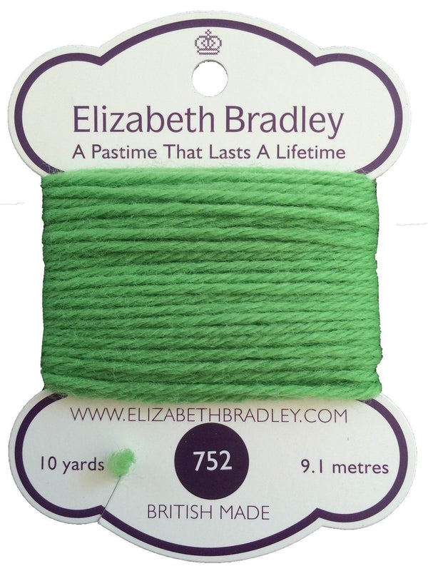 Tapestry Wool Colour 752 Tapestry Wool Elizabeth Bradley Design