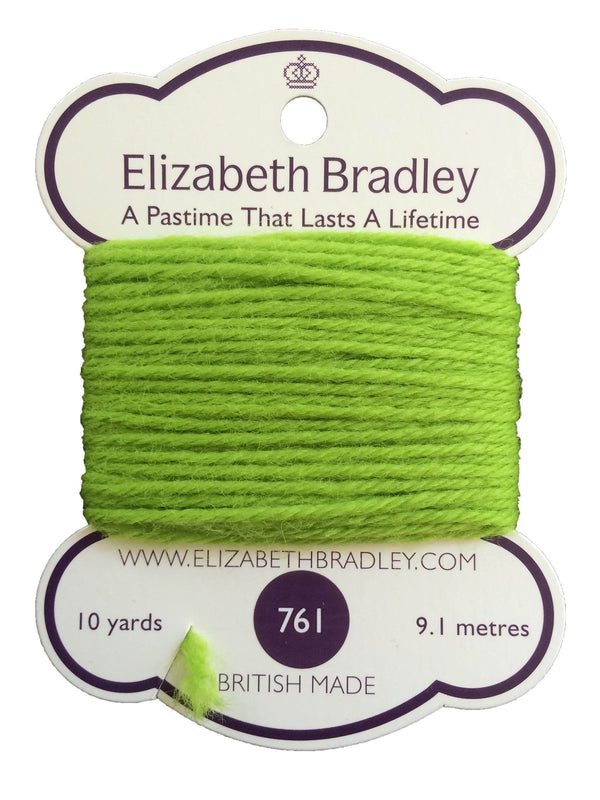 Tapestry Wool Colour 761 Tapestry Wool Elizabeth Bradley Design