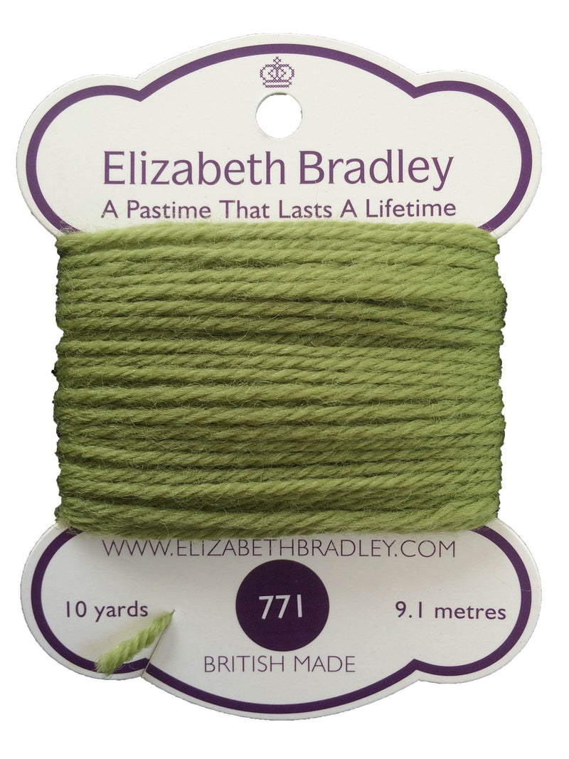 Tapestry Wool Colour 771 Tapestry Wool Elizabeth Bradley Design