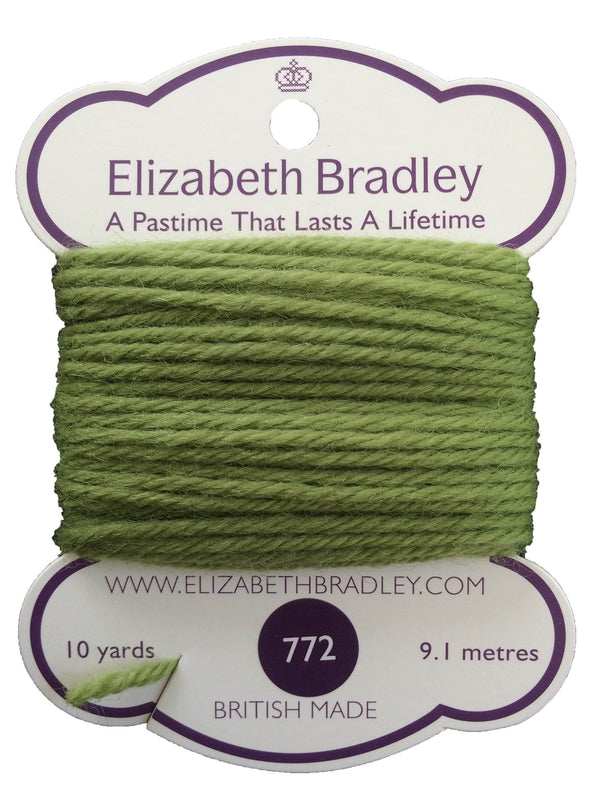 Tapestry Wool Colour 772 Tapestry Wool Elizabeth Bradley Design