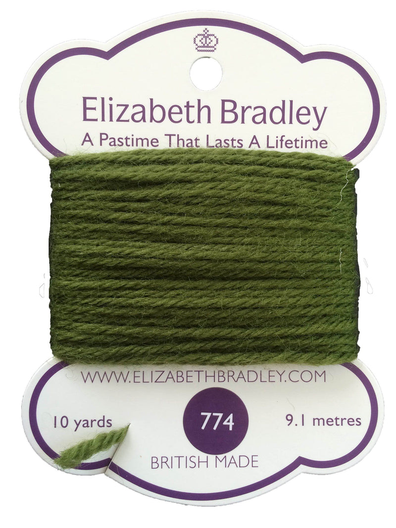 Tapestry Wool Colour 774 Tapestry Wool Elizabeth Bradley Design