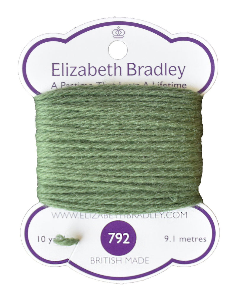 Tapestry Wool Colour 792 Tapestry Wool Elizabeth Bradley Design