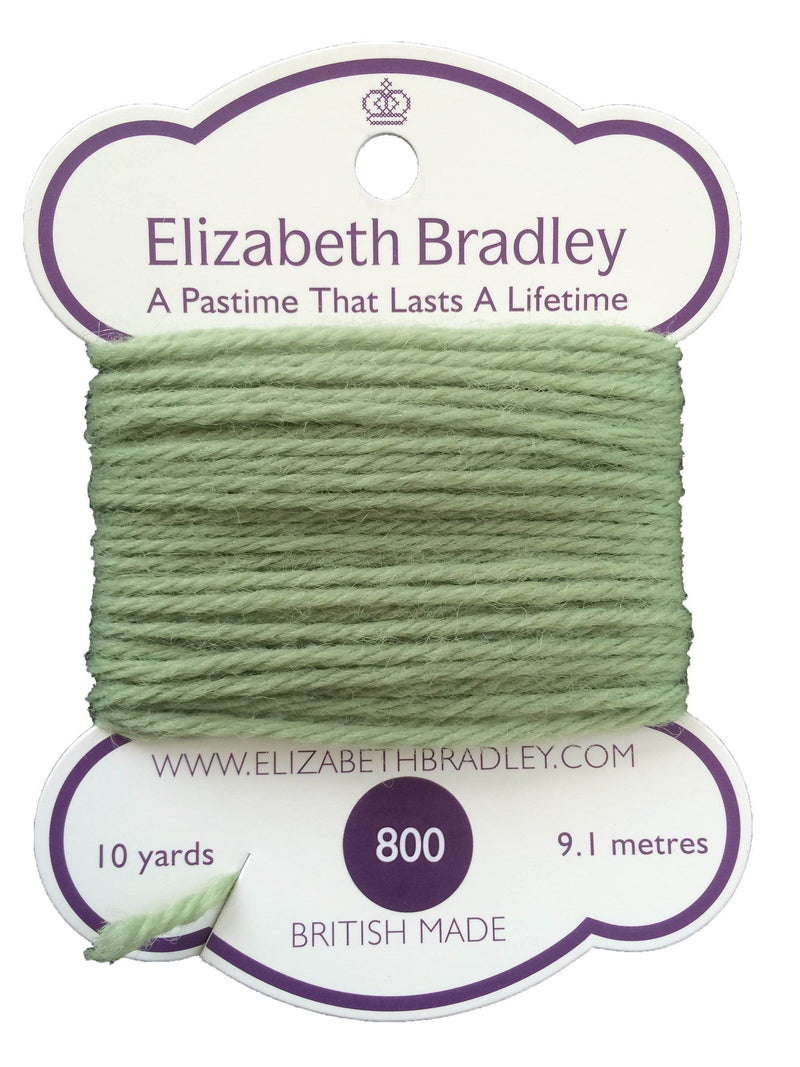 Tapestry Wool Colour 800 Tapestry Wool Elizabeth Bradley Design