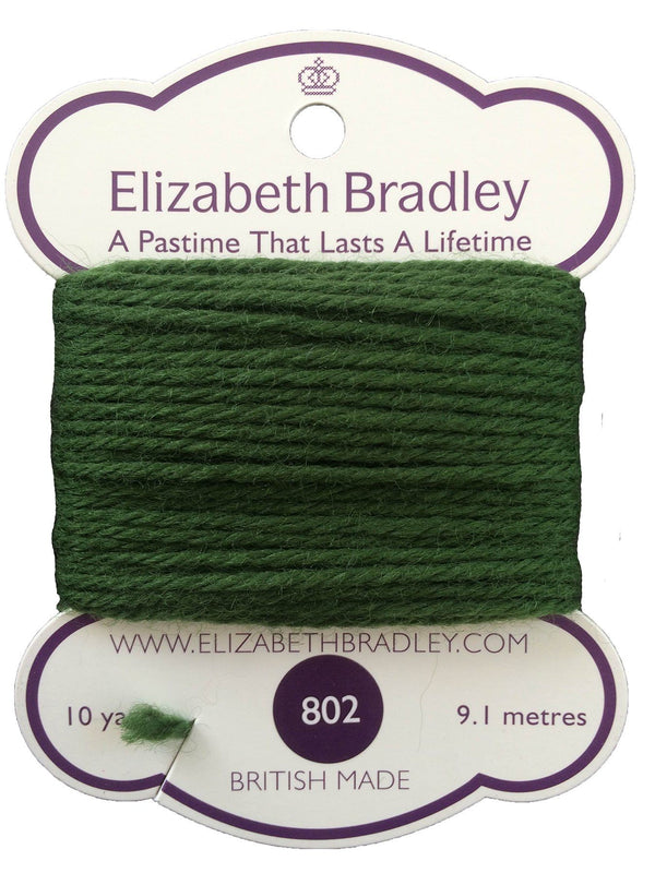 Tapestry Wool Colour 802 Tapestry Wool Elizabeth Bradley Design