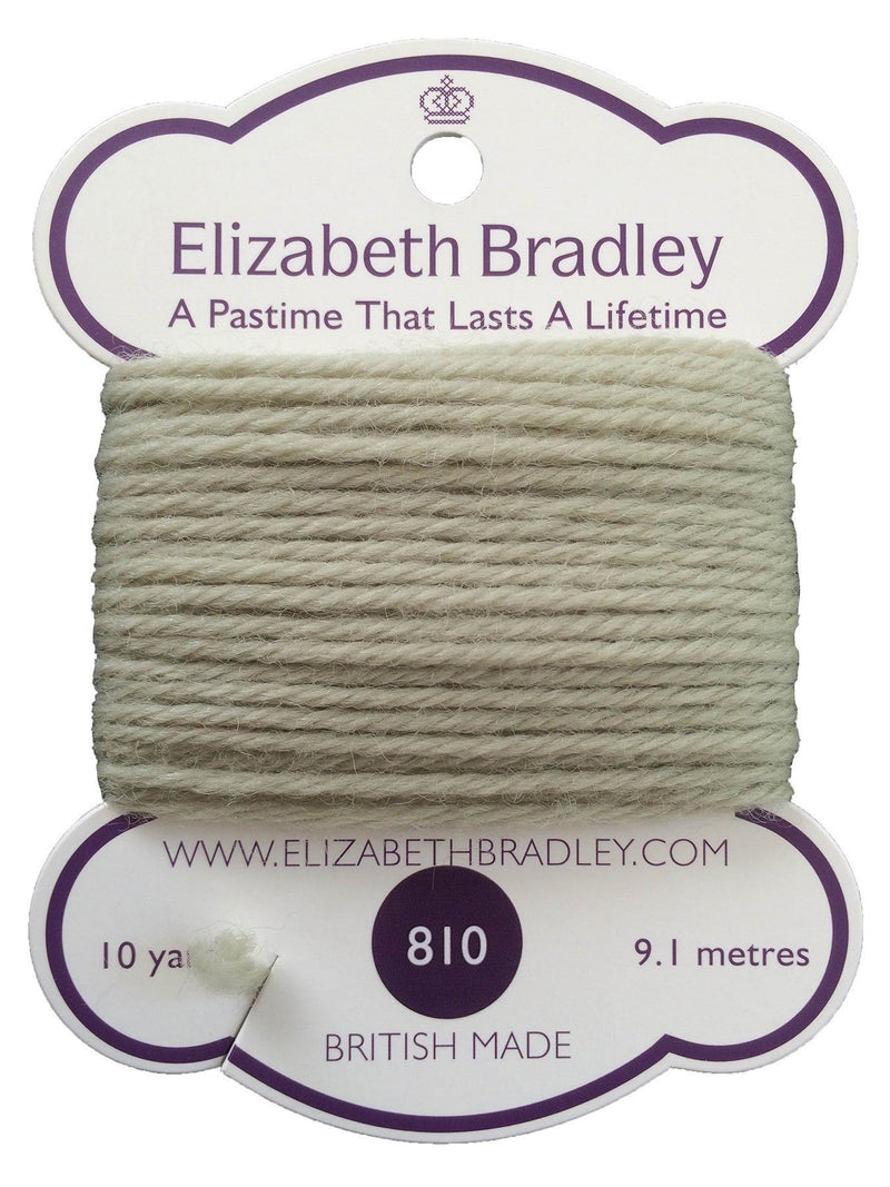 Tapestry Wool Colour 810 Tapestry Wool Elizabeth Bradley Design