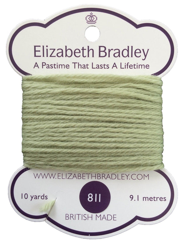 Tapestry Wool Colour 811 Tapestry Wool Elizabeth Bradley Design