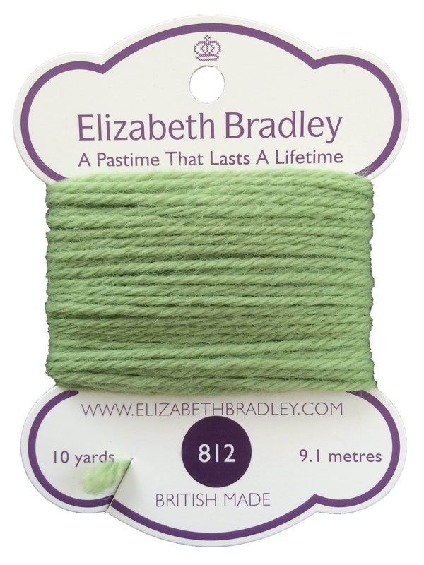 Tapestry Wool Colour 812 Tapestry Wool Elizabeth Bradley Design