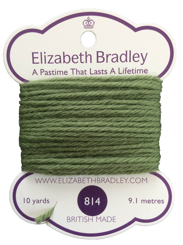 Tapestry Wool Colour 814 Tapestry Wool Elizabeth Bradley Design