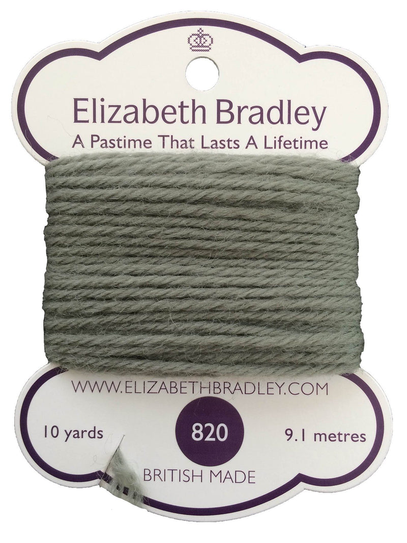 Tapestry Wool Colour 820 Tapestry Wool Elizabeth Bradley Design