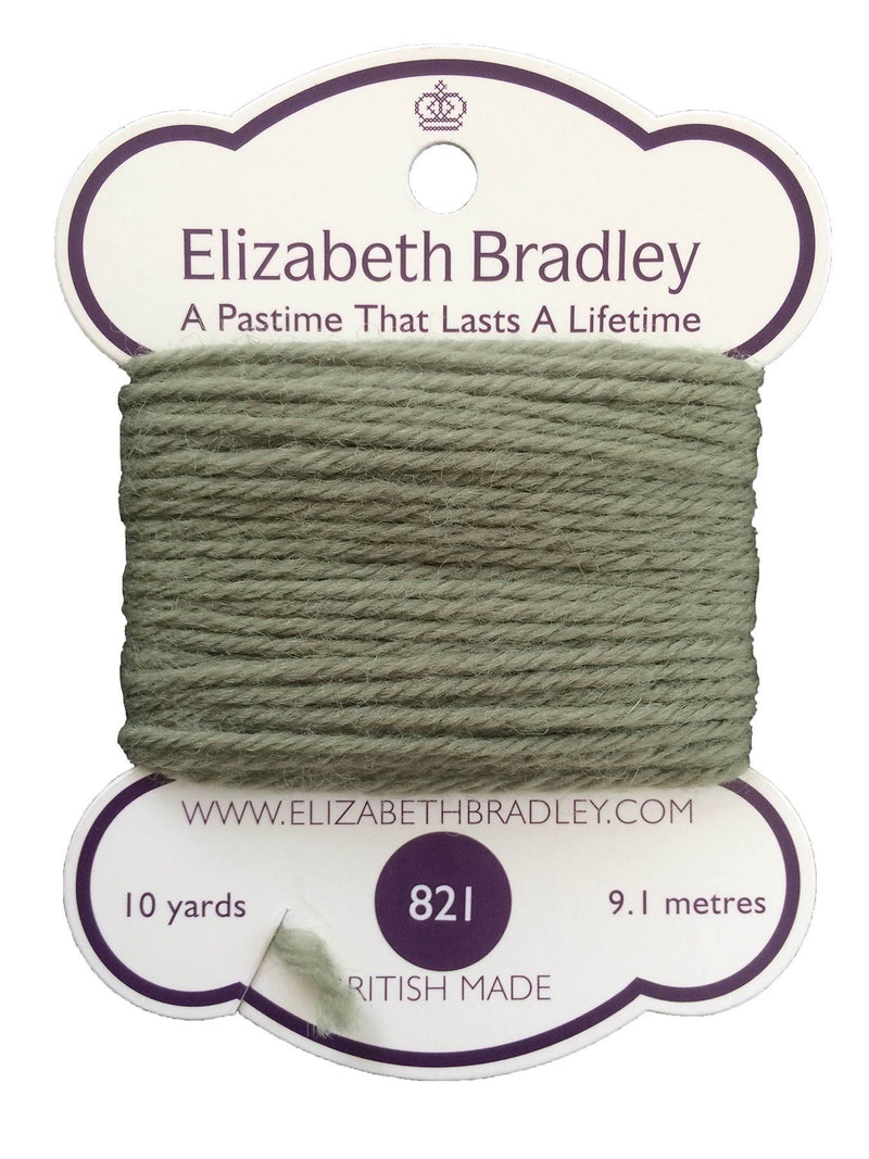 Tapestry Wool Colour 821 Tapestry Wool Elizabeth Bradley Design