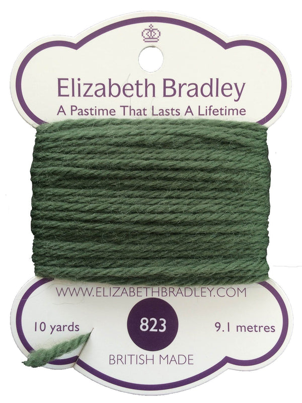 Tapestry Wool Colour 823 Tapestry Wool Elizabeth Bradley Design
