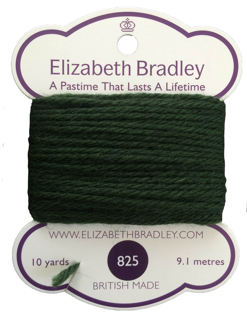 Tapestry Wool Colour 825 Tapestry Wool Elizabeth Bradley Design