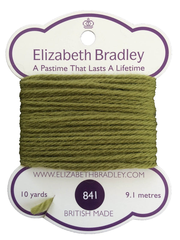 Tapestry Wool Colour 841 Tapestry Wool Elizabeth Bradley Design