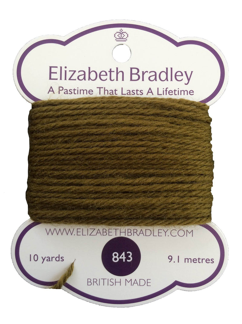 Tapestry Wool Colour 843 Tapestry Wool Elizabeth Bradley Design