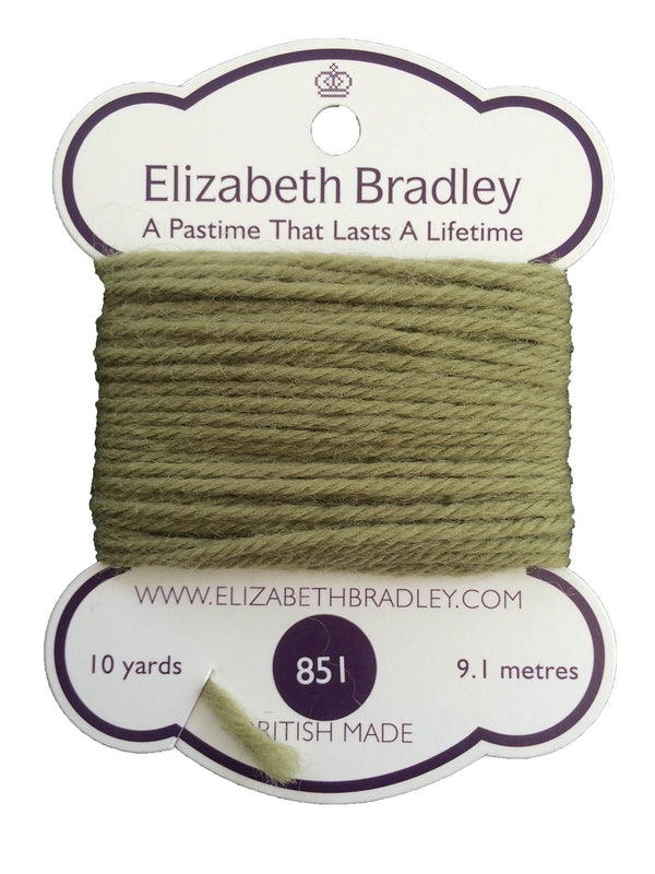 Tapestry Wool Colour 851 Tapestry Wool Elizabeth Bradley Design