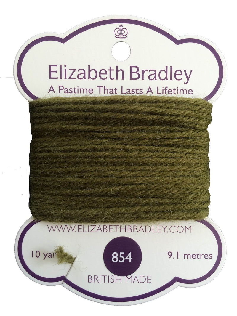 Tapestry Wool Colour 854 Tapestry Wool Elizabeth Bradley Design