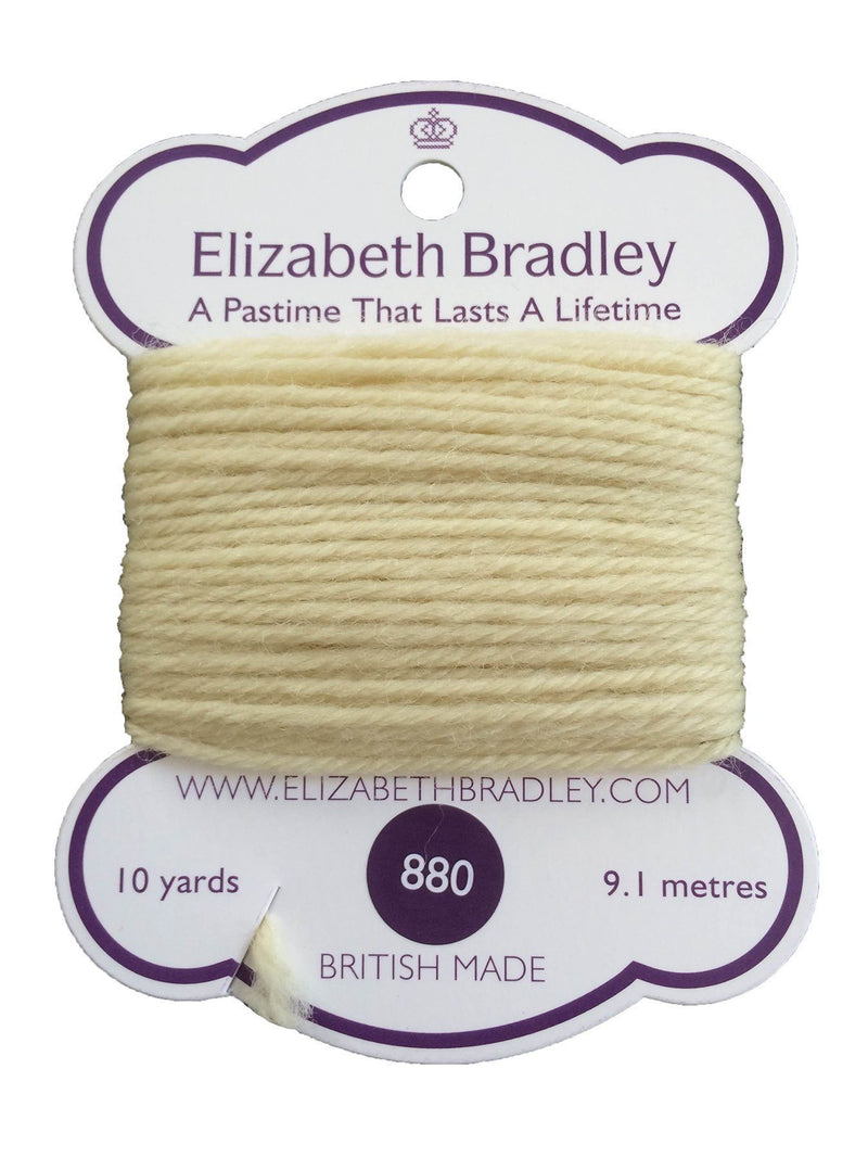 Tapestry Wool Colour 880 Tapestry Wool Elizabeth Bradley Design