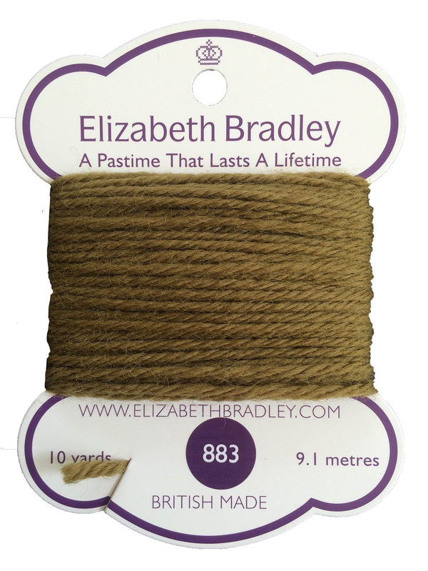 Tapestry Wool Colour 883 Tapestry Wool Elizabeth Bradley Design