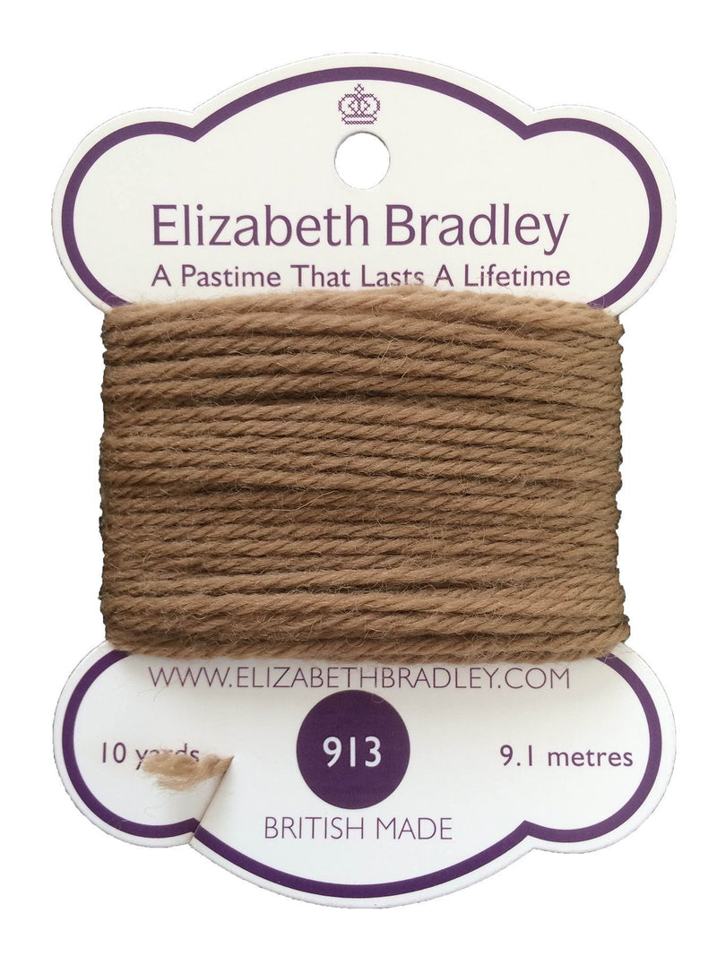 Tapestry Wool Colour 913 Tapestry Wool Elizabeth Bradley Design