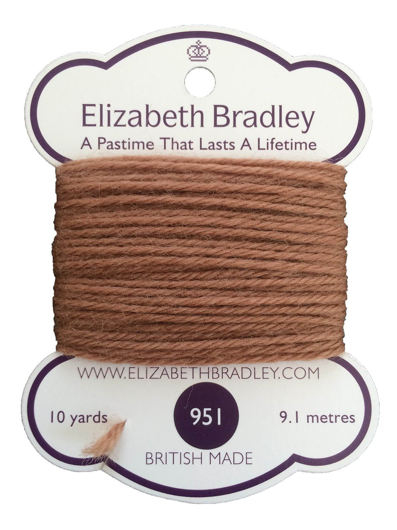 Tapestry Wool Colour 951 Tapestry Wool Elizabeth Bradley Design