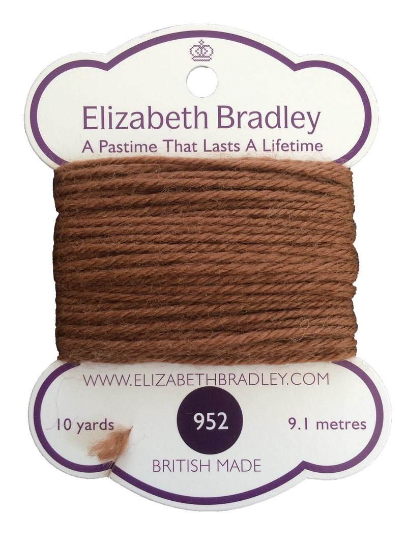 Tapestry Wool Colour 952 Tapestry Wool Elizabeth Bradley Design