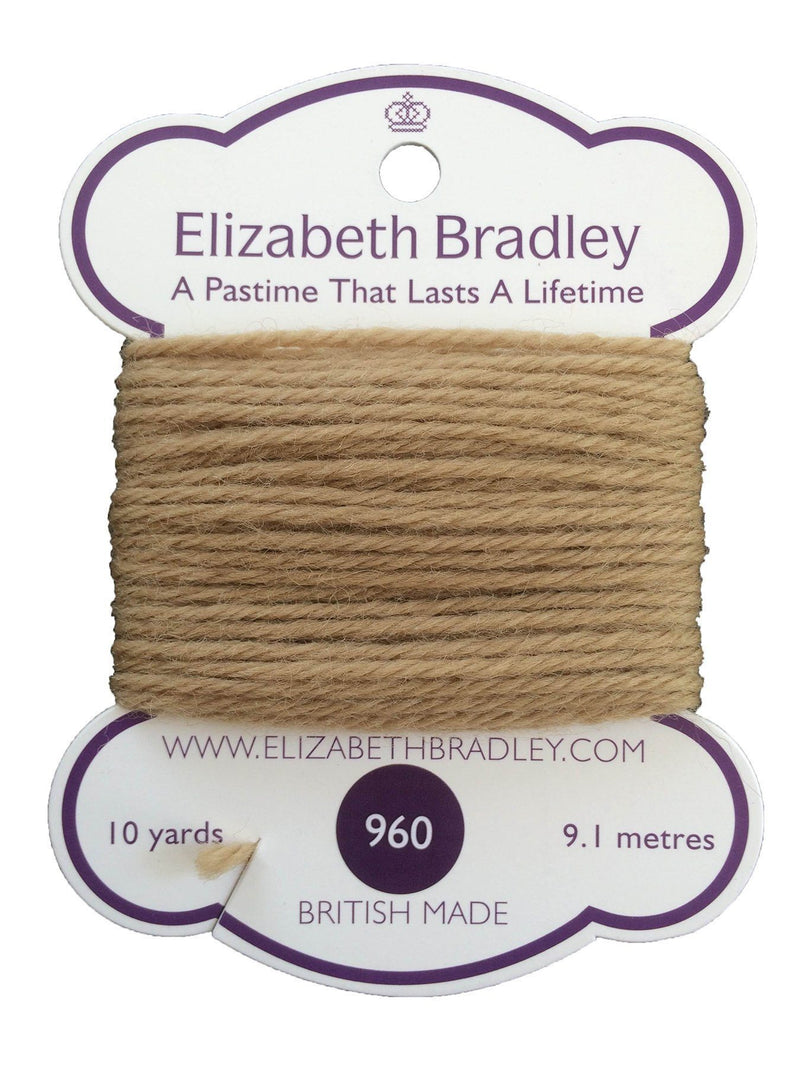 Tapestry Wool Colour 960 Tapestry Wool Elizabeth Bradley Design