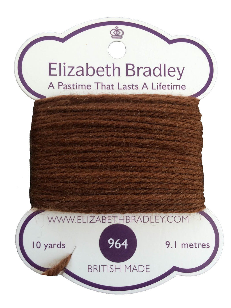 Tapestry Wool Colour 964 Tapestry Wool Elizabeth Bradley Design